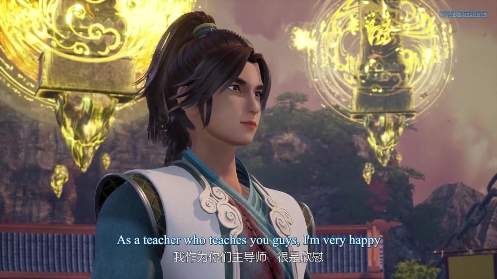 Wu Shang Shen Di - Supreme God Emperor episode 106 english sub