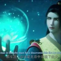 Wu shen zhu zai - Martial Master episode 173 english sub
