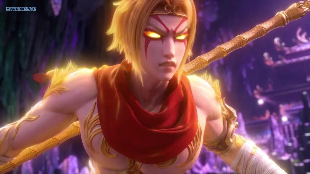 Youxia Zhanji - The Chronicle of Heroic Knight Episode 11 english sub