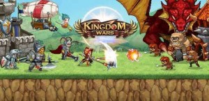 Kingdom Wars gameplay