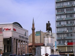 Minaret in the Neighborhood of Ulus