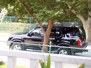 """My #4 - 2003 Nissan Xterra """"Black Peace"""""""