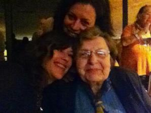 Girls' Night Out - Me, Mom & Sandra at the Brandywine River Museum, Chadds Ford