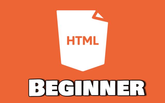 HTML-Beginner-Course