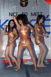 KOSE - Nice to meet you party at Mandalay Sedona (12-13-09 )
