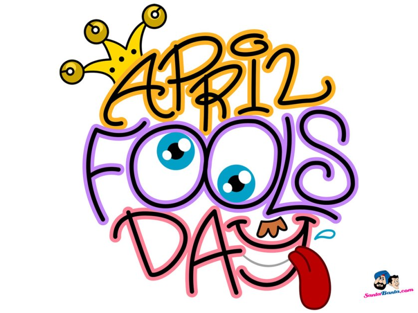 Happy April Fool 2 U All ^^