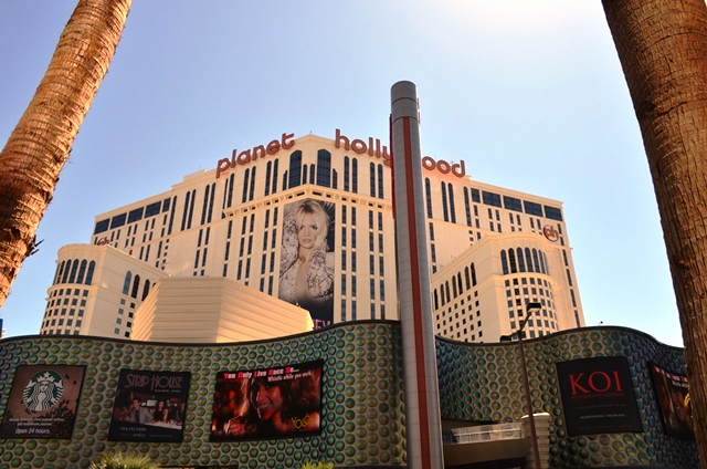 14g Planet Hollywood Hotel