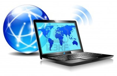 14247355-laptop-internet-surfing-browsing-the-world-wide-web-from-a-laptop-internet-connection