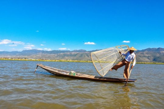 Inlay Lake, Shan State