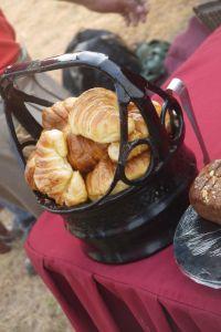 Croissants at Bagan