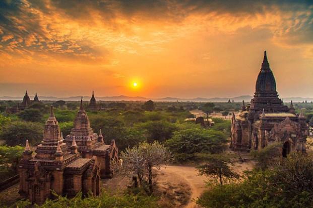 Bagan-Temple