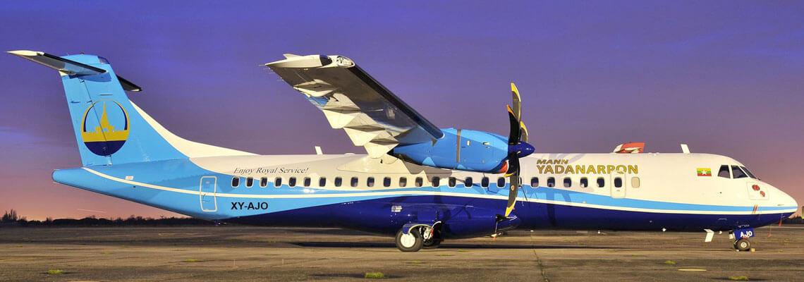 Mann Yadanarpon Airlines Flights & Seat Sales