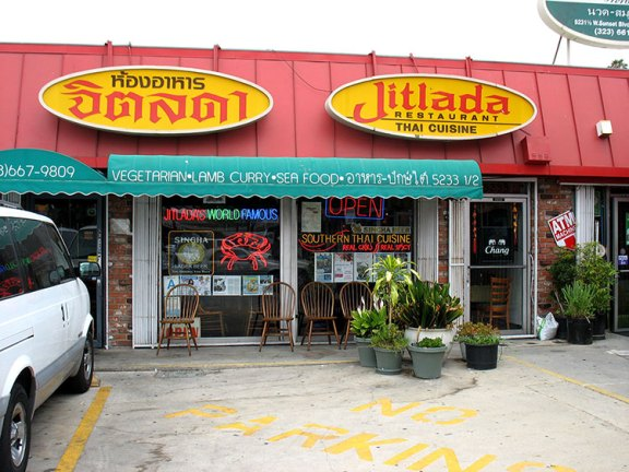 Jitlada (5233 W Sunset Blvd)