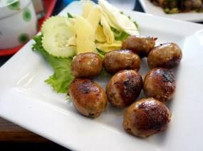 Issan sausage