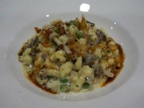Brasserie Zentral - Quark Spaetzle