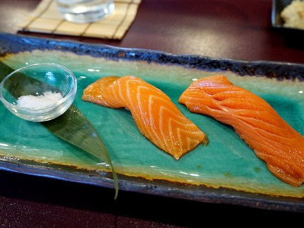 Kiyokawa: Ocean Trout and King Salmon