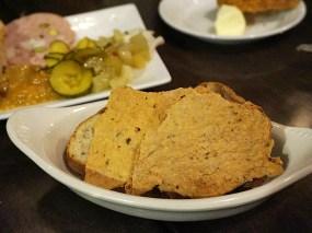 Sauerkraut cracker