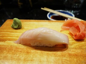 The hamachi/yellowtail was also a decent iteration.