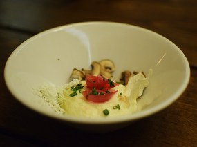 Heirloom: Parsnip Custard