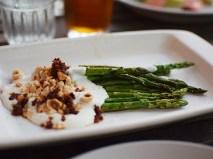Grand Cafe: Asparagus