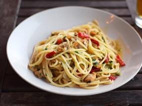 Grand Cafe: Spaghetti