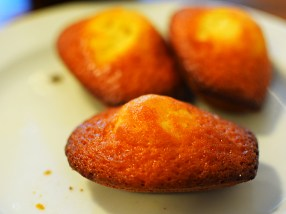 St. John Bread and Wine: Madeleines