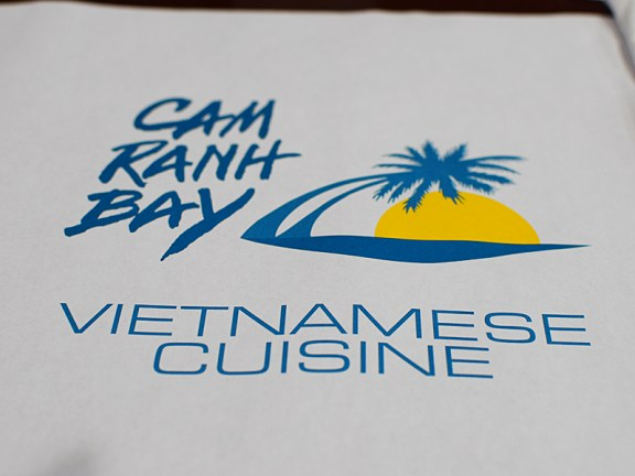 """""""Vietnamese Cuisine"""" say the placemats but there's not a lot of it on the menu."""