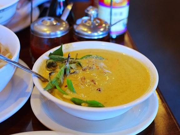Spice Thai: Green Curry