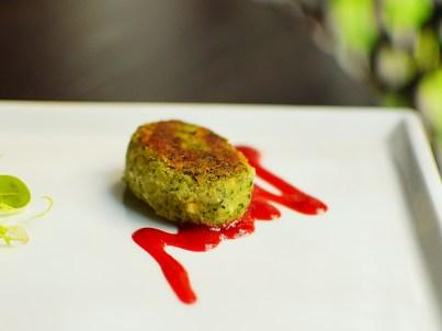 Quilon: Broccoli Chop