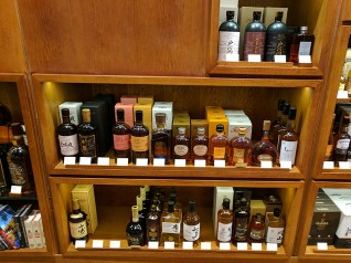 The state of the supply of Japanese whisky can be gauged from how shallow even TWE's holdings are.