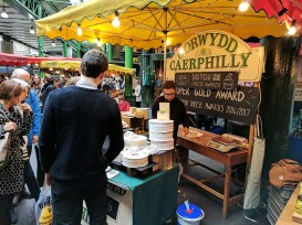Borough Market: Cheese