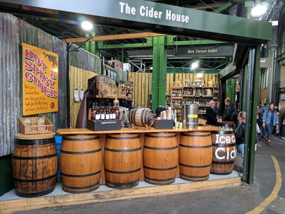 Borough Market: Booze