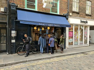 Neal's Yard Dairy, Covent Garden
