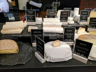 Neal's Yard Dairy, Covent Garden: Goat and Sheep's Milk Cheeses
