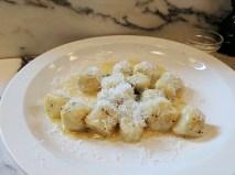 Padella: Gnocchi with sage & nutmeg butter