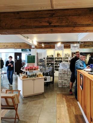 Laphroaig: And find a large shop