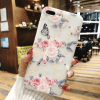 Classy 3D Relief iPhone Silicone Case for iPhone 8 and 7 plus