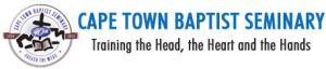 Cape Town Baptist Seminary Application Form