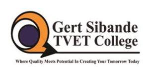 Gert Sibande TVET College Application Dates