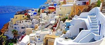 San Antonian - Mysterious Island of Santorini