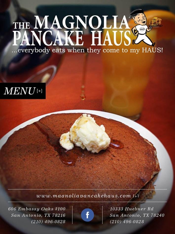 San Antonian - Magnolia Pancake Haus - San Antonio, TX