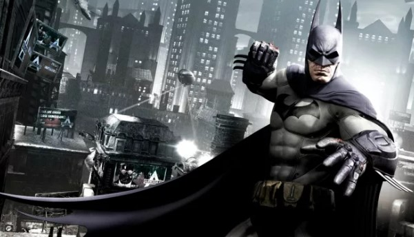 Batman Arkham Origins Apk + Data Download free On Android