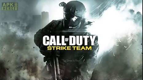Call of Duty Strike Team Apk Mod + Data for Android