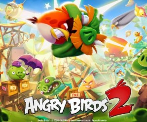 Angry Birds 2 Apk + Mod Free on Android (gems/energy)