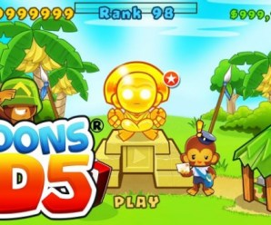 Bloons TD 5 Apk (MOD, Unlimited Money) Free on android