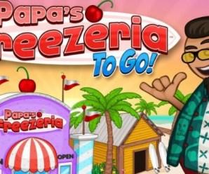 Papa's Freezeria To Go! Apk Free on Android
