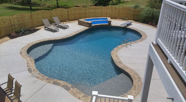 Tips For Picking Best Inground Pool Size And Shape | Aqua ...