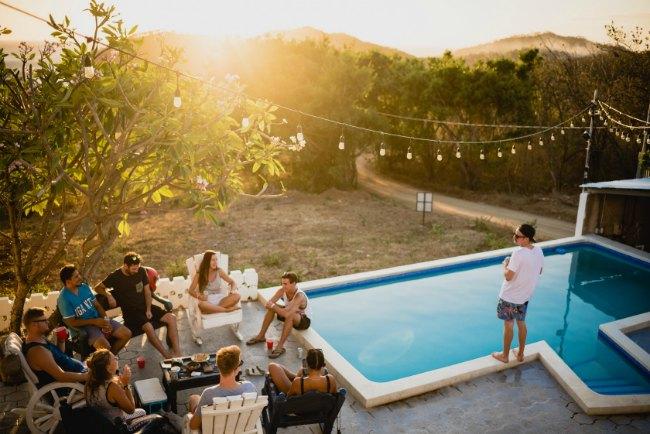Summer Pool Fun - Aquau Fun