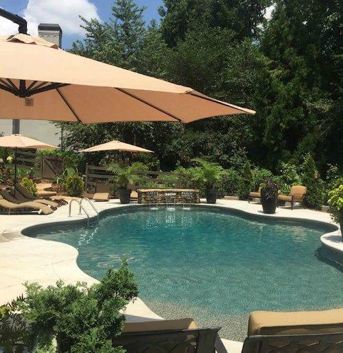 inground pool design Archives - Agua Fun Inground Pools