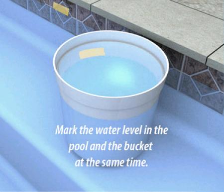 Swimming Pool Leak Repairs Canton